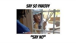 Say No - Say So Parody