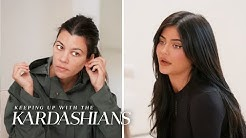 Kylie Jenner Confronts Kourtney Over Christmas Morning Plans | KUWTK | E!