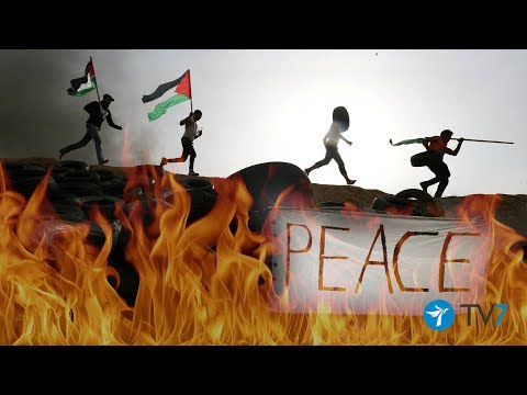 Latest developments on the Israeli-Palestinian flareup - Jer