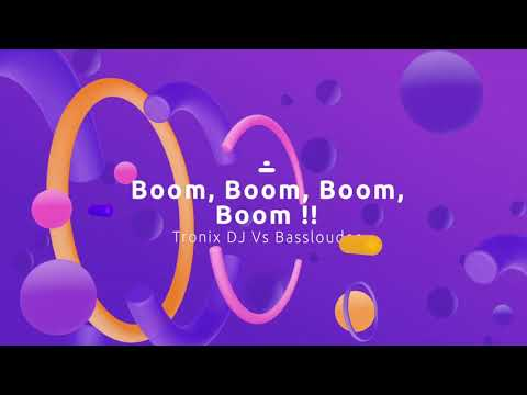 Tronix DJ Vs Basslouder - Boom, Boom, Boom, Boom !! (Cloud Seven Remix Edit) Mp3