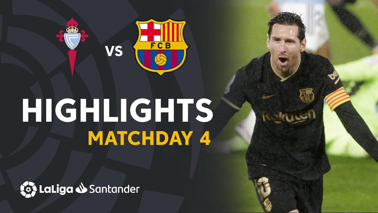 Download Highlights RC Celta vs FC Barcelona (0-3)