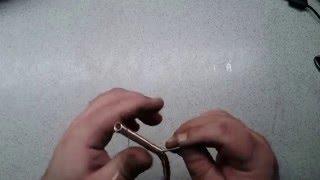полностью изготовление пружины
