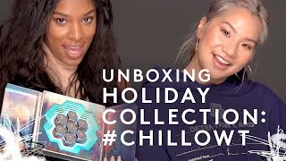 UNBOXING HOLIDAY COLLECTION: #CHILLOWT | FENTY BEAUTY