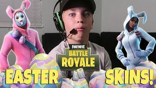 NEW EASTER SKINS ON FORTNITE (EPS 6)
