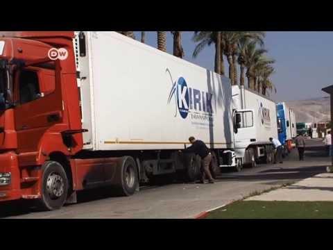 Neuer Handelsweg zwischen Türkei und Israel | Journal