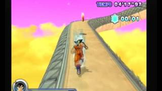 Dragon Ball Z Infinite World (PS2) - Camino de la serpiente (dificultad Z)