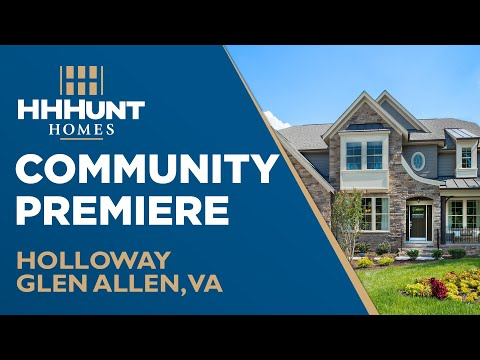 HHHunt Homes - Holloway At Wyndham Forest