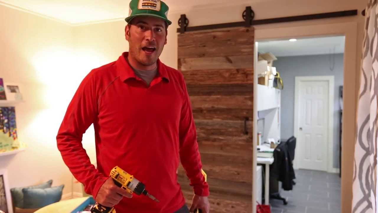 Image Result For How To Make Sliding Barn Doors For A Closet