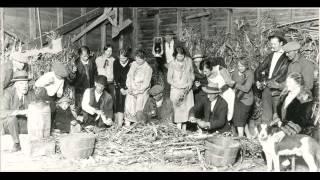 Blue Ridge Corn Shuckers Old Time Corn Shuckin