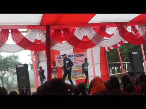 new dance of sbjm school boram 2019