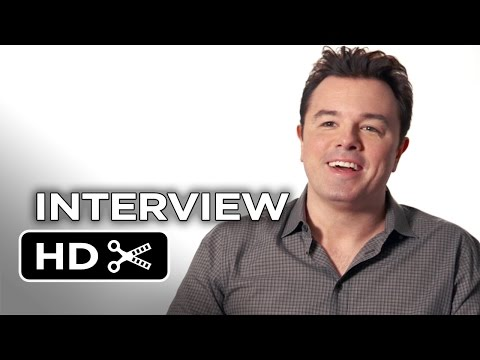 Ted 2 Interview - Seth MacFarlane (2015) - Amanda Seyfried, Mark Wahlberg Comedy Sequel HD