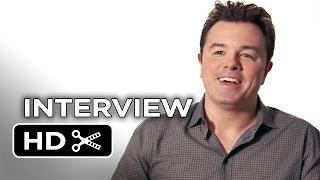 Ted 2 Interview - Seth MacFarlane (2015) - Amanda Seyfried, Mark Wahlberg Comedy Sequel HD