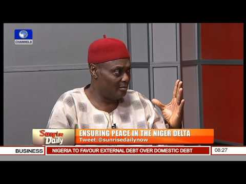 Niger Delta Region Is Largely Seen As A Bazaar - Legal Practitioner Pt 1