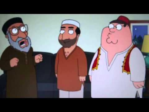 Family Guy Muslim La Bomba