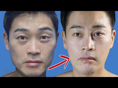 6 masajes que adelgazarán tu rostro en 10 Minutos   Dile Adios a tu papada! Y Cara gorda!