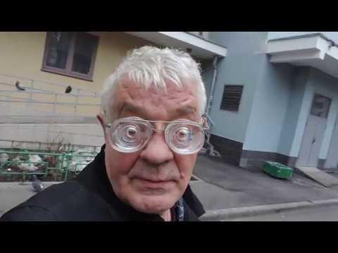 Москва Дворы улиц Трифоновской и Гиляровского  - 21 марта 2019