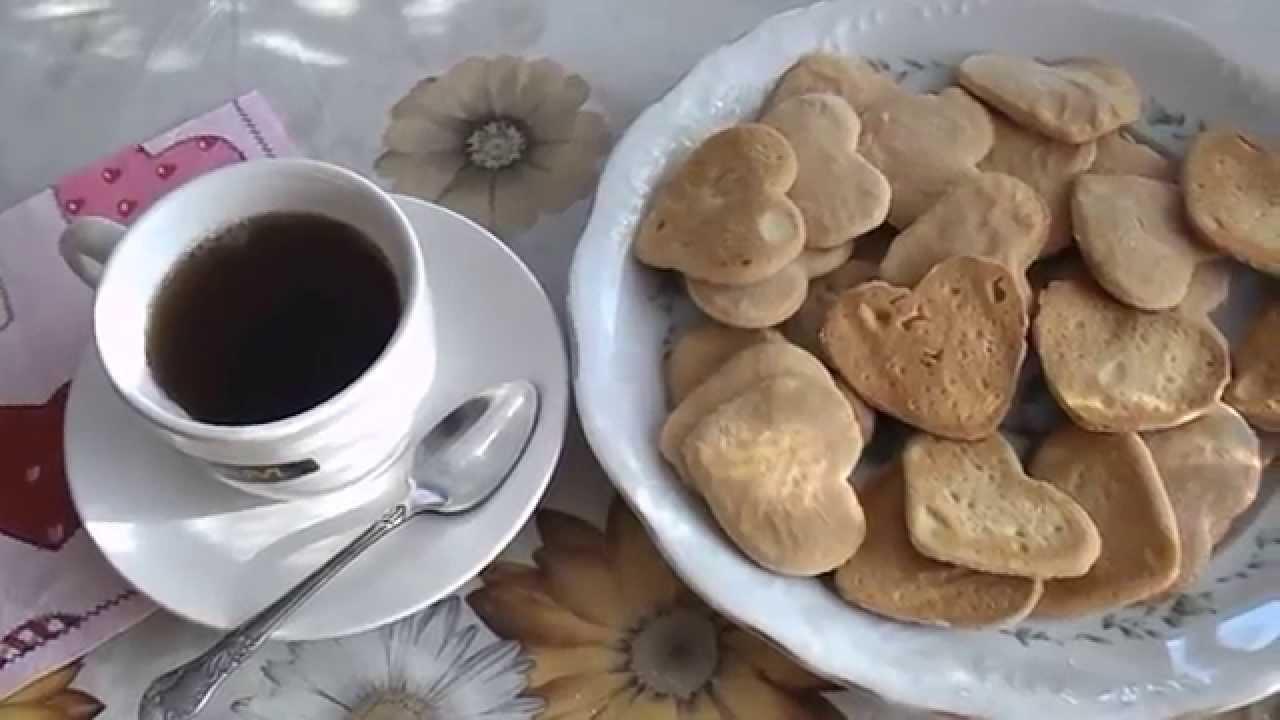 рецепт печенья на день валентина