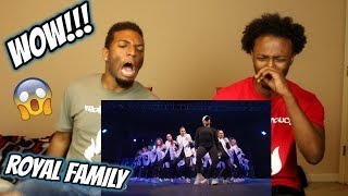 Royal Family | FRONTROW | World of Dance Los Angeles 2015 | #WODLA15 mp3