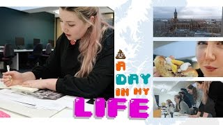 A Day in My Life at Glasgow Uni thumbnail