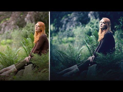 Fotoğraf Renk Efekti Photoshop Eğitimi | Dramatik Renk Efekti