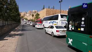 لأول مرة الاحتلال يصادق على إقامة طقوس ذبح قرابين في ساحة القصور الأموية - (26-3-2018)
