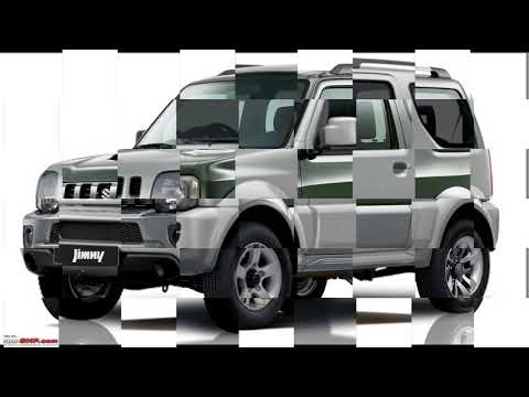 Concept 2018 Suzuki Jimny Hardtop New