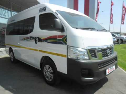 2014 NISSAN NV 350 2.5 LWB Wide Body High Roof P/van Auto For Sale On Auto  Trader South Africa