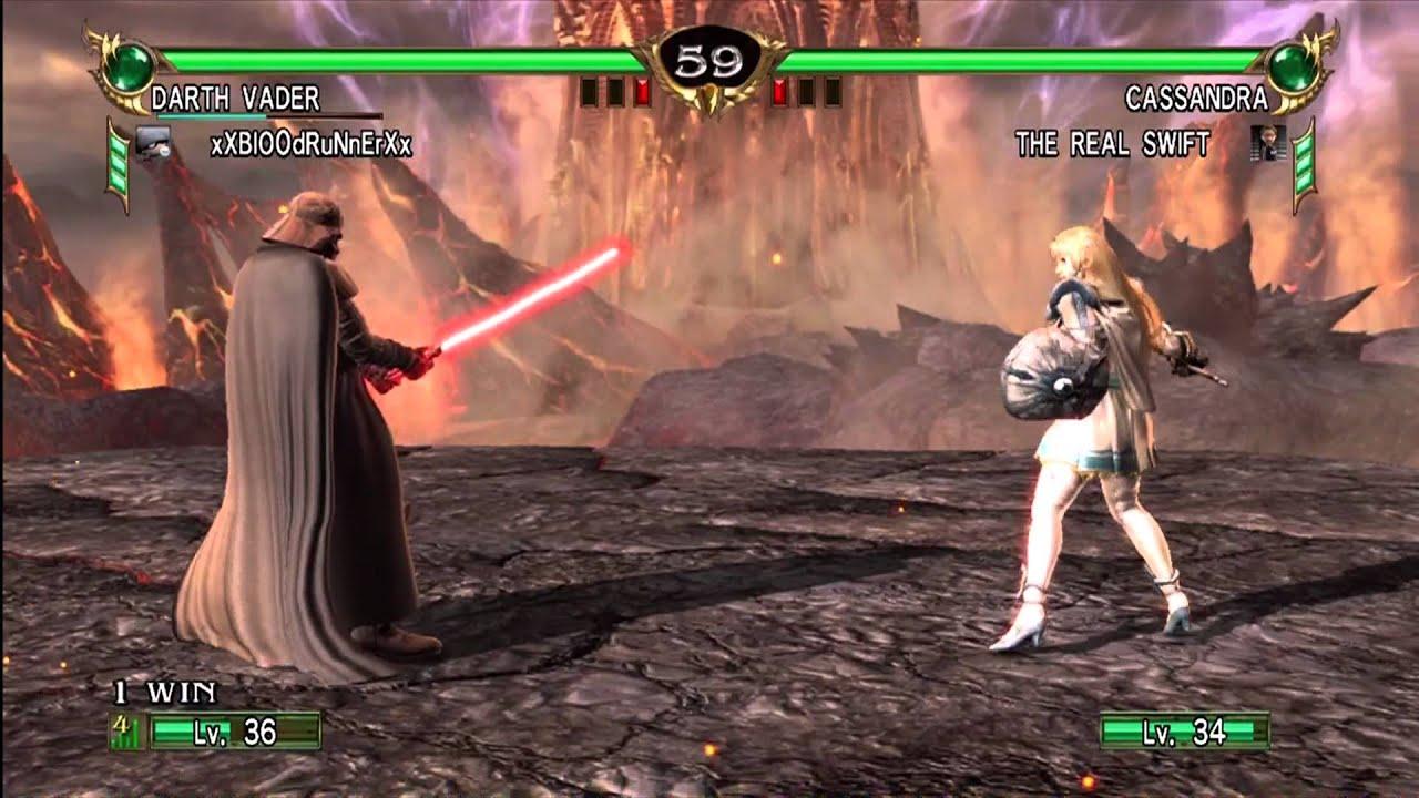 Soul Calibur IV: Darth Vader vs - 201.3KB