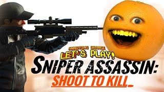 Annoying Orange Plays - Sniper 3D