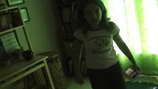 Golden Flag - Evil Little Girl