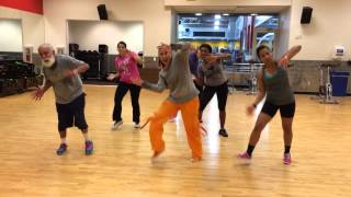 Zumba With Erika: Candy Man by Christina Aguilera
