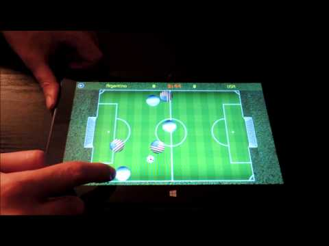 Air Soccer Fever - Play online multiplayer across Android, Windows Phone and Windows 8