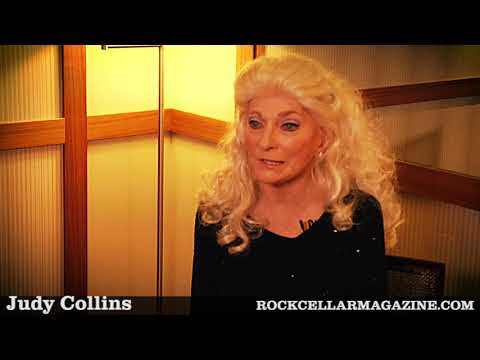 RockCellarTV: Judy Collins Interview (2018)