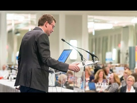 John Green keynote | SLJ Summit 2017