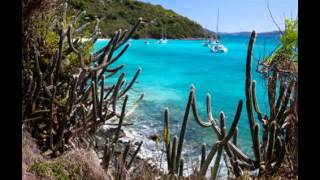 secret Caribbean islands