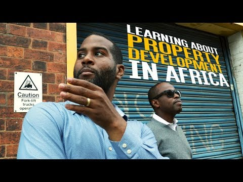 Learning about Property Development in Africa   Student Accommodation   #Anthony365   EP13