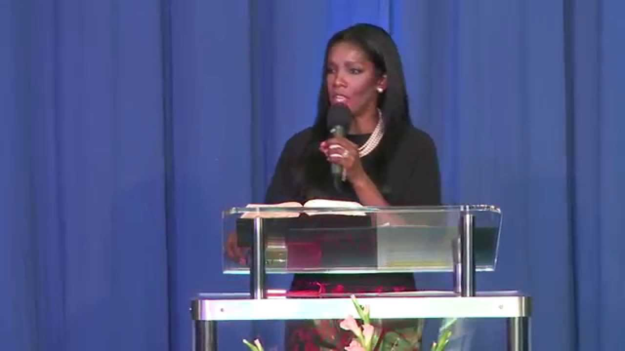 Pastor Erica Goodman preaches on 'Knowing God'