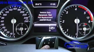 2014 mercedes benz ml350 oil light reset service light reset