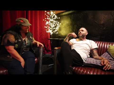 Blue October Interview at The Fillmore 2017