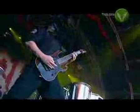 Slipknot  Wait and Bleed  at Big Day Out 2005