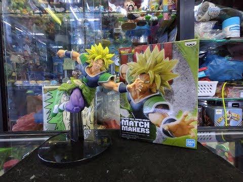 Dragon Ball Super Broly Match Makers Super Saiyan Gogeta Figure by Banpresto