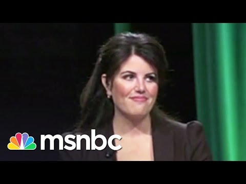 Monica Lewinsky: 'I Fell In Love With My Boss' | msnbc