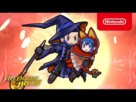 Fire Emblem Heroes gets spoopy with Halloween content