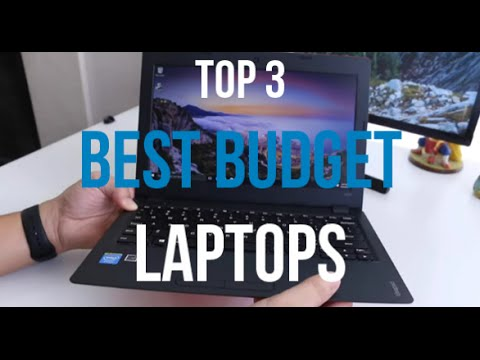 Top 3 Best Budget Laptops of 2016! Updated
