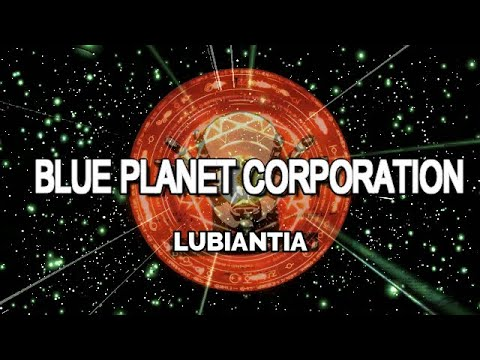 Blue Planet Corporation - Lubiantia [UFK Records] (1994)