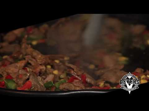 Events Catering Bevers - World kitchen kebab
