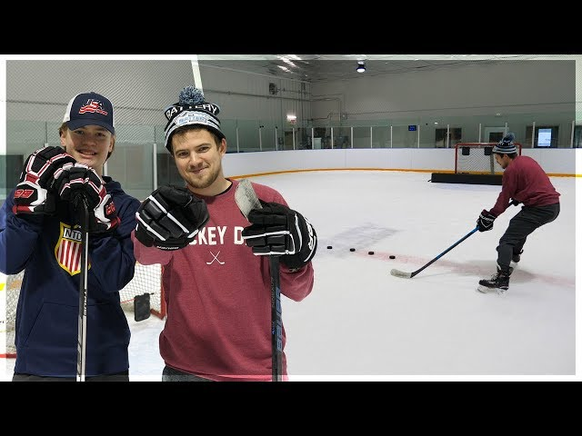REAL LIFE NHL ALL-STAR COMPETITION