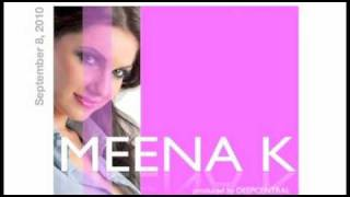 Meena K - Zaragoza (Official Single)