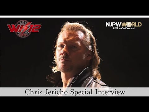 "Chris Jericho Special Interview : ""Alpha vs Omega"" January 4th 2018"