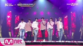 [KCON Japan] KCON UNIT(VICTONxSF9)-You are so beautiful 170525 EP.525ㅣ KCON 2017 Japan×M COUNTDOWN M